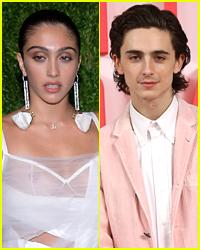 Lourdes Leon Opens Up About Her First Boyfriend Timothee Chalamet