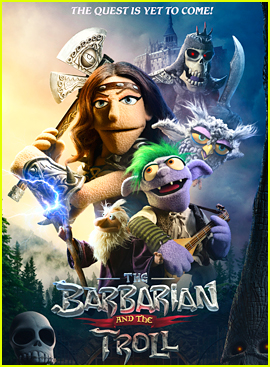 Nickelodeon To Debut New Series 'The Barbarian & The Troll' Tonight!