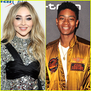 Sabrina Carpenter & RJ Cyler Set To Star In New Comedy Thriller For Amazon!