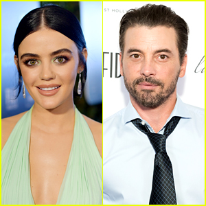 Source Speaks Out On Lucy Hale & Skeet Ulrich's Relationship Status