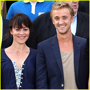 Tom Felton Posts Emotional Tribute for His 'Harry Potter' Mom Helen McCrory, Who Just Passed Away