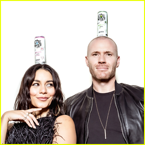 Vanessa Hudgens Is Launching a New Beverage Company With Oliver Trevena