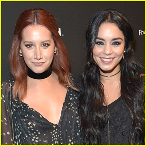 Vanessa Hudgens Shares When She'll Meet BFF Ashley Tisdale's Baby Jupiter