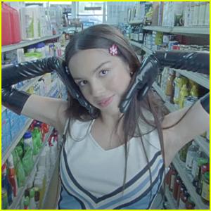 Olivia Rodrigo's New 'good 4 u' Music Video Brings the Nostalgia - Watch Now!
