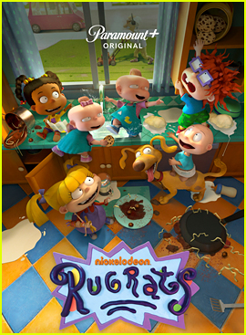 'Rugrats' Reboot Gets Paramount+ Premiere Date & New Trailer - Watch Now!