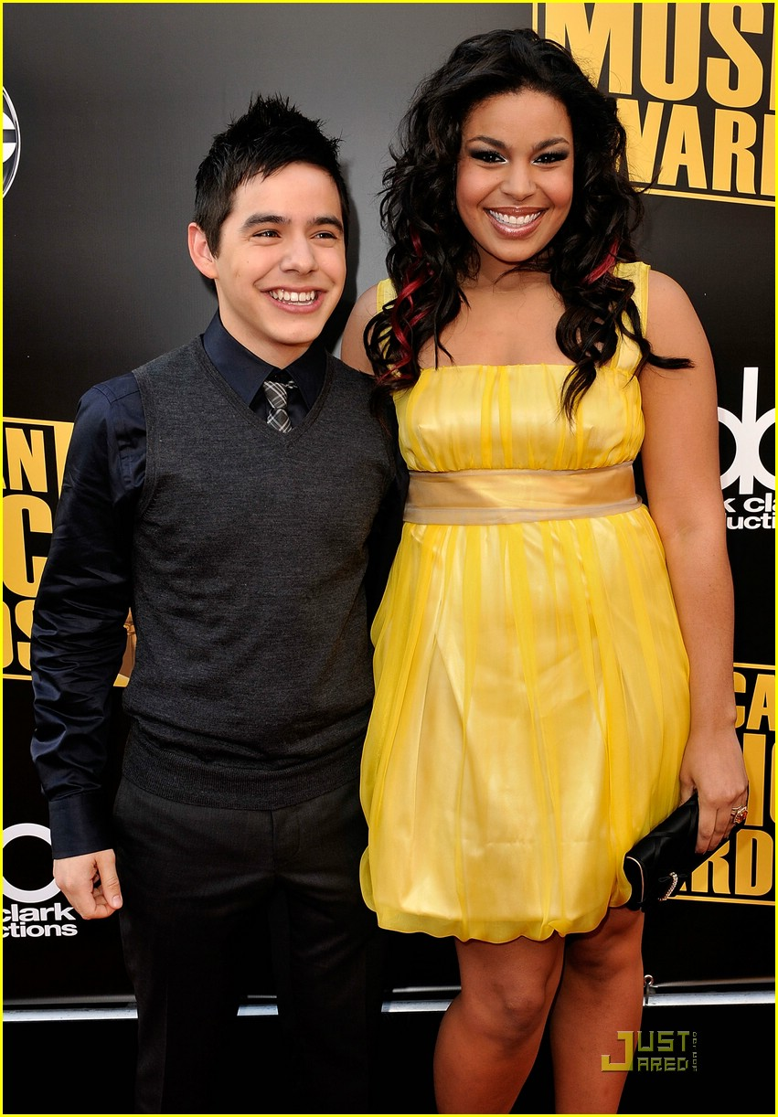 jordin sparks david archuleta ama awards 12