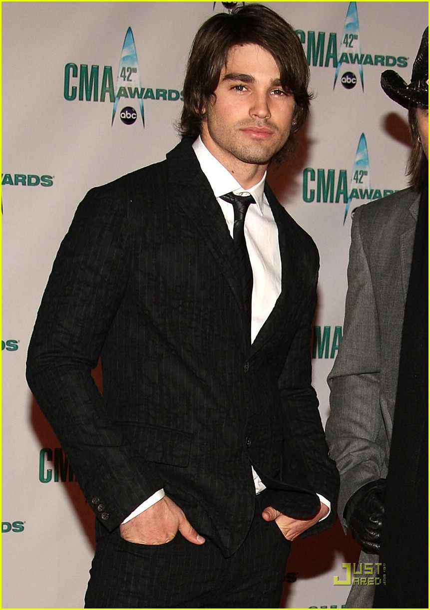 justin gaston cma awards 2008 05