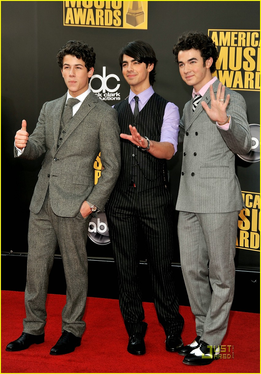 jonas brothers ama awards 10