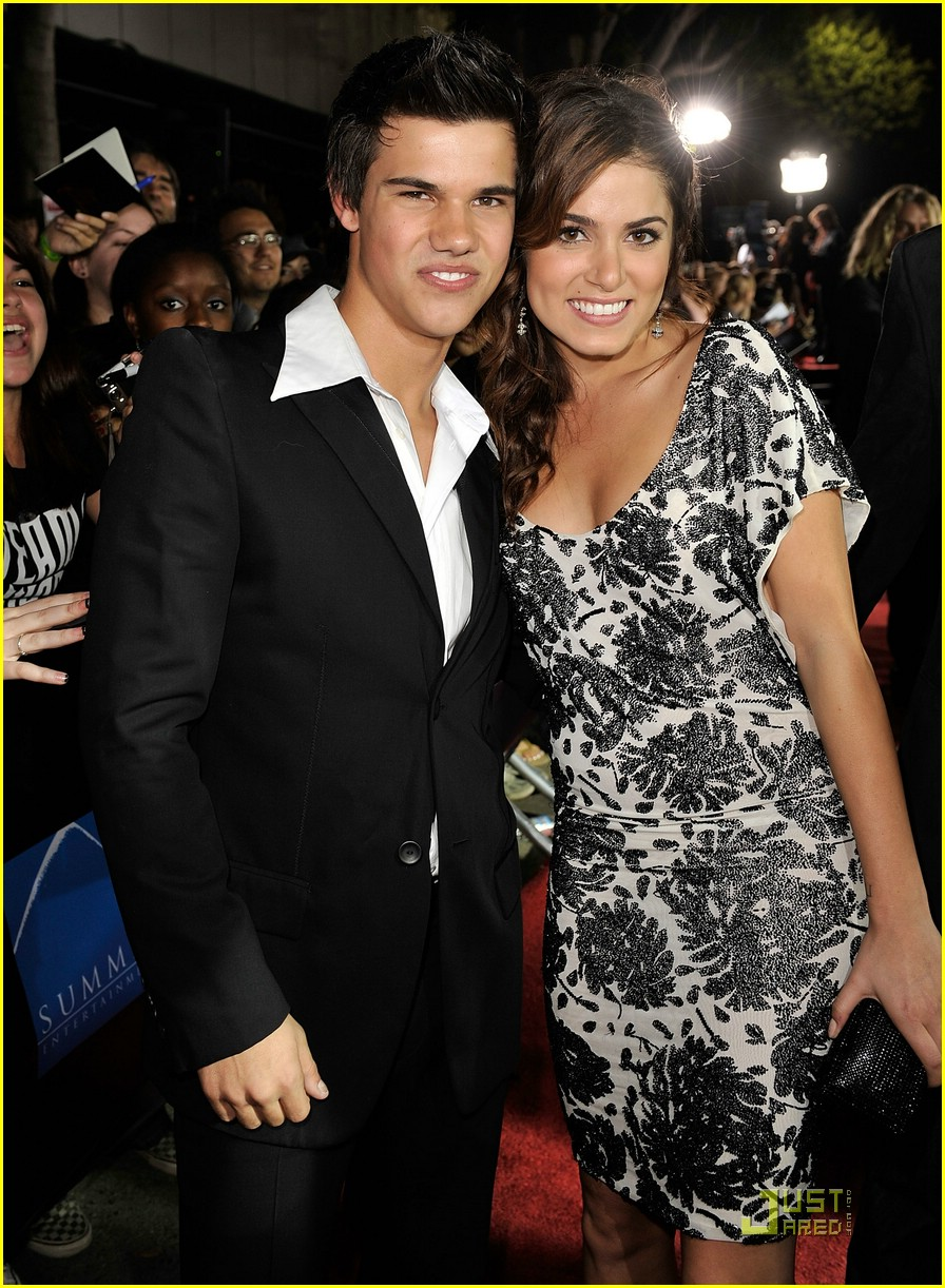 taylor lautner twilight premiere 02