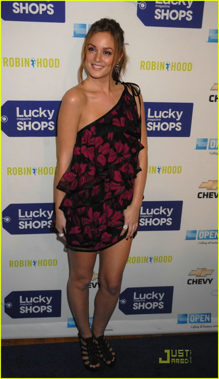 leighton meester lucky shops 06