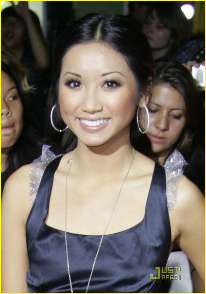 brenda song twilight premiere 05