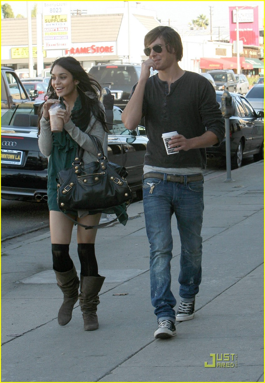 zac efron vanessa hudgens furniture shopping 15