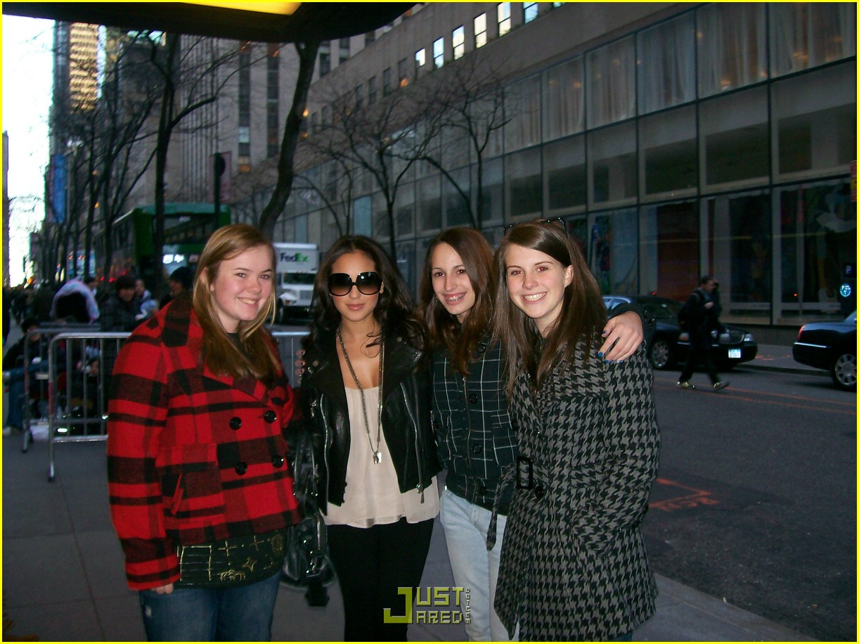 adrienne bailon friendly fans 02