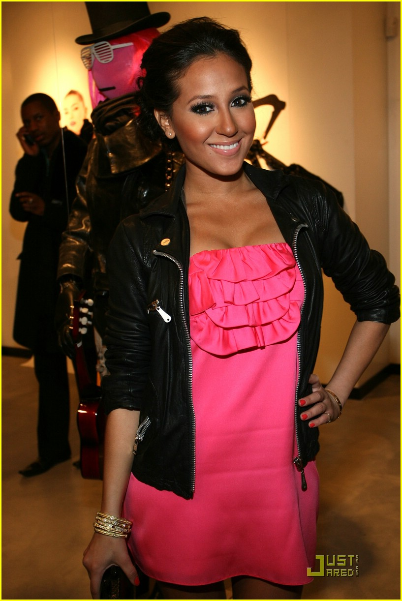 adrienne bailon friendly fans 16