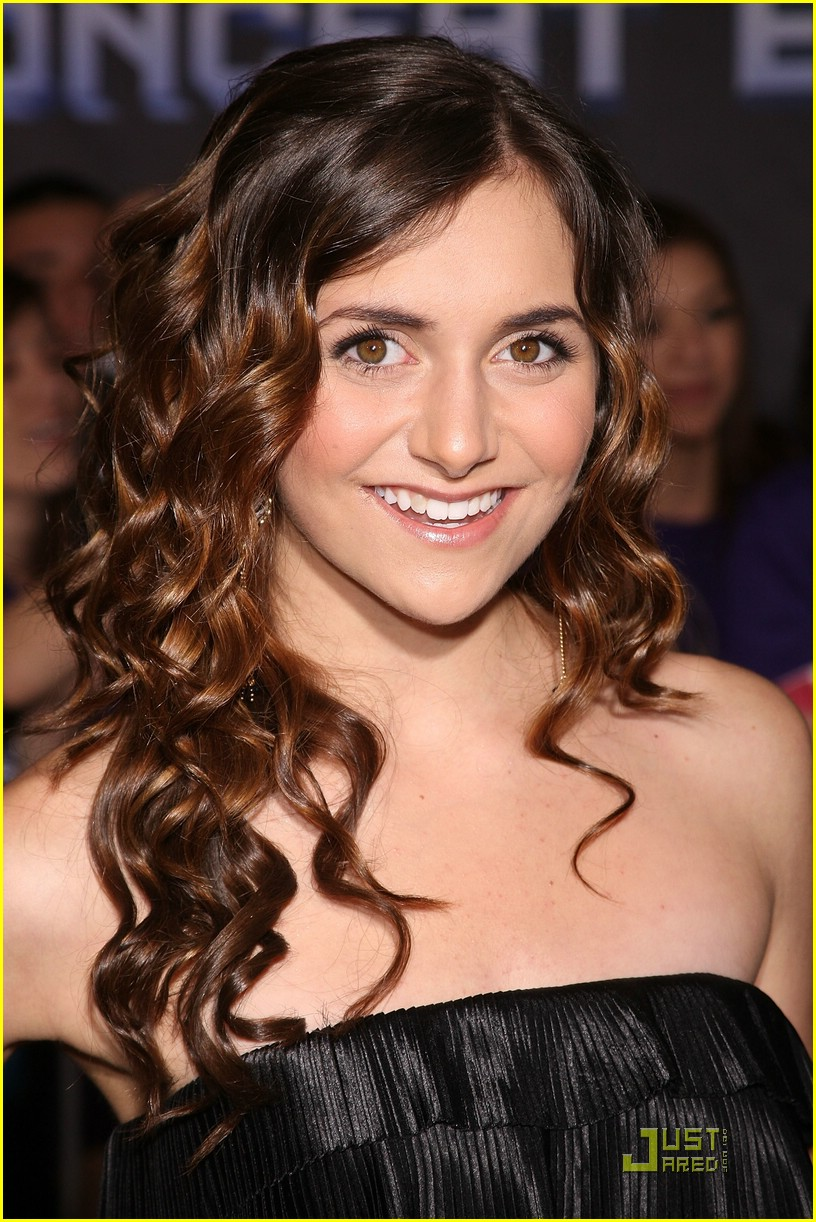 alyson stoner 3d premiere 07