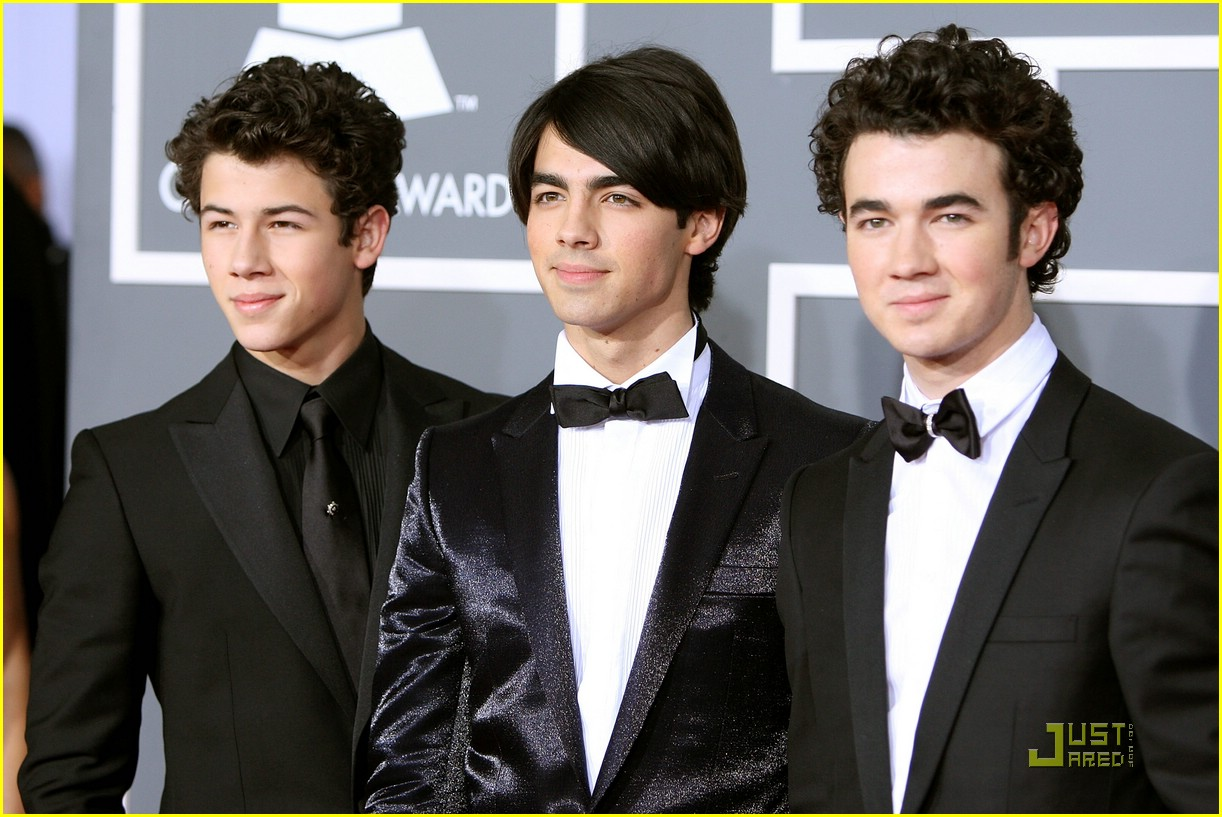 jonas brothers grammy awards 08