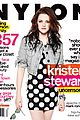 Kristen-nylon kristen stewart nylon 09 march cover 00