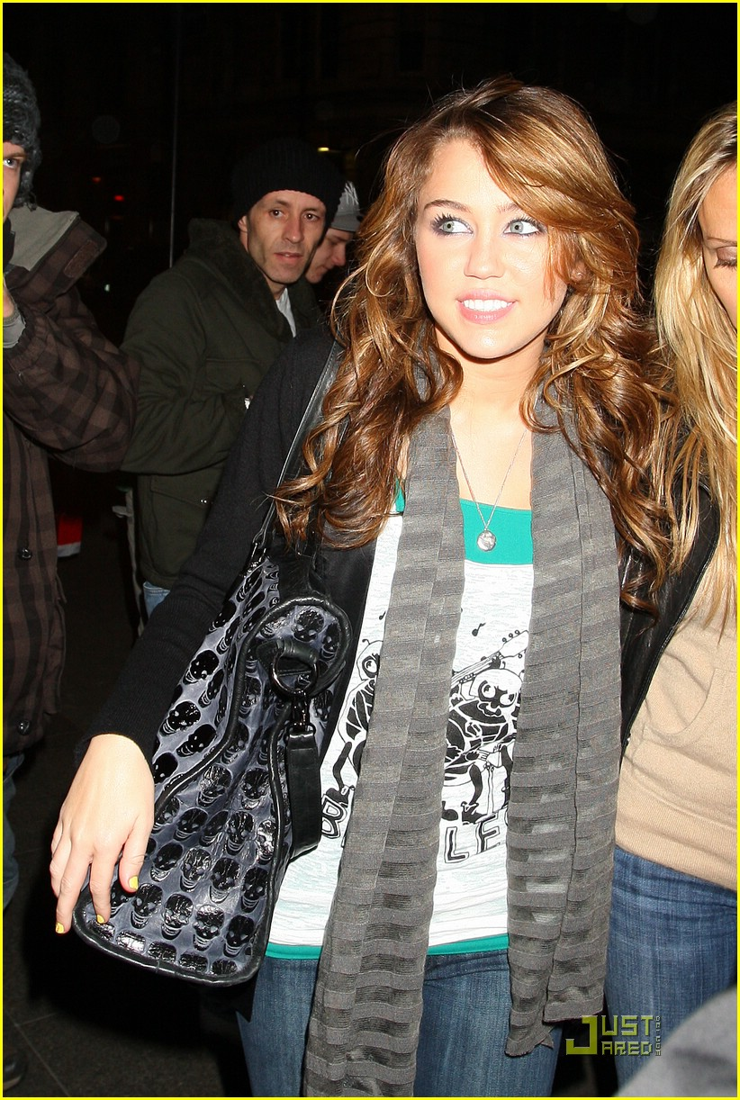miley cyrus top shop 07