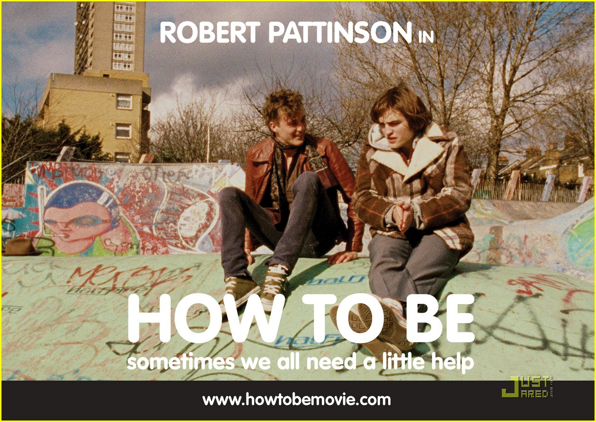 robert pattinson how to be 07