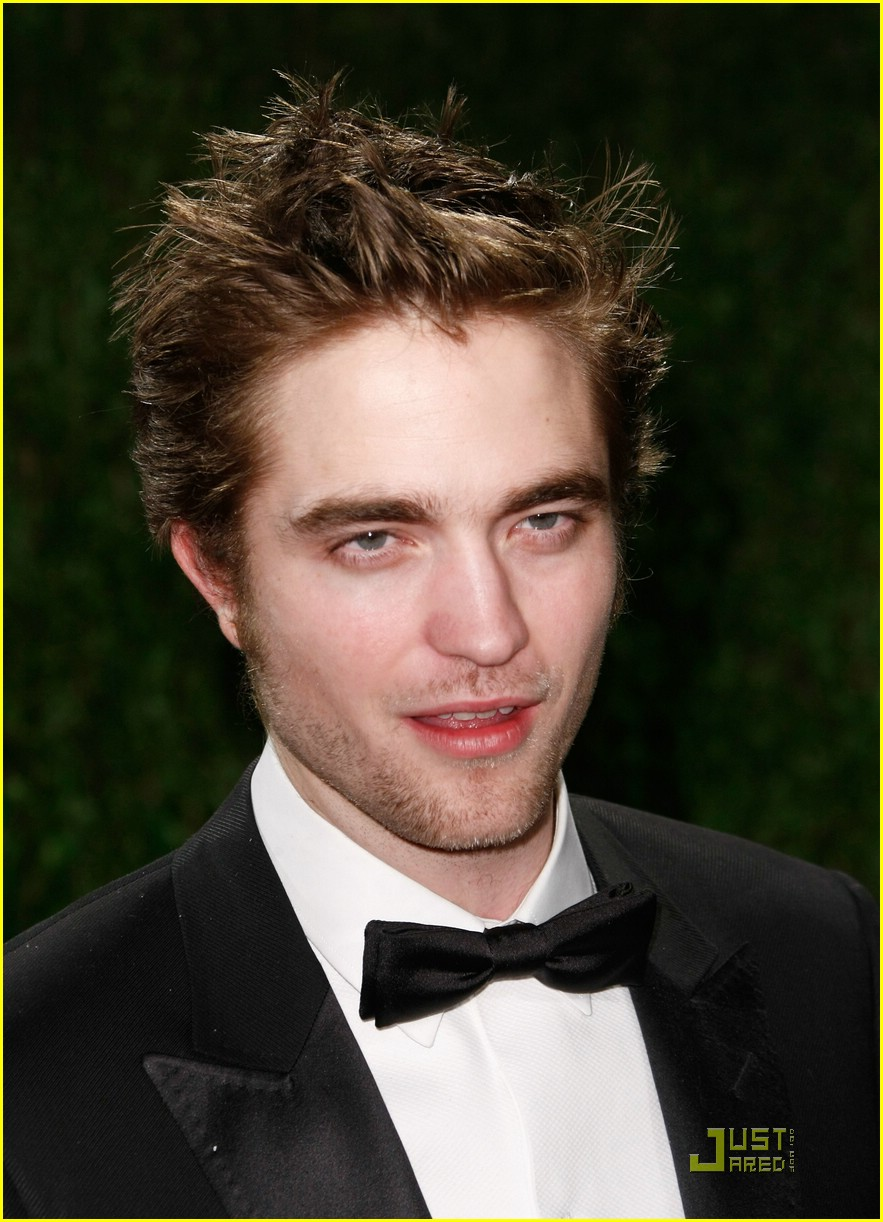 robert pattinson oscar party 13