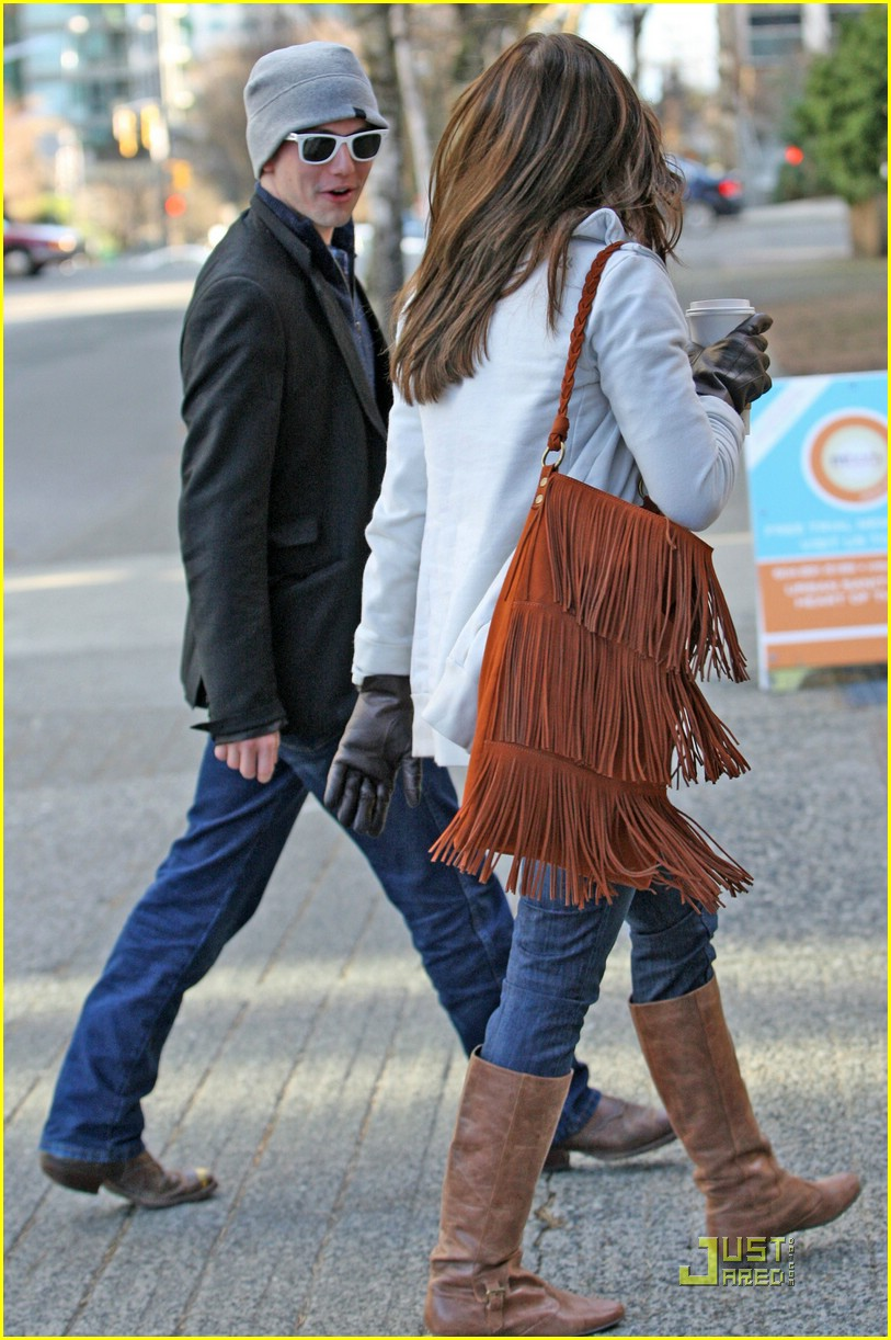ashley greene jackson rathbone coffee 07