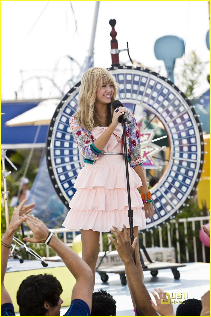 hannah montana movie stills 21