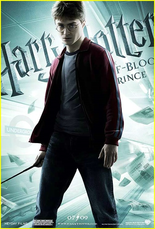 harry potter character posters 01