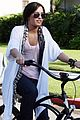 Lovato-madison demi lovato madison del algarza bike ride 11