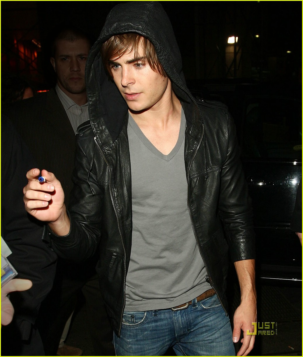 zac efron vanessa hudgens snl after party 01