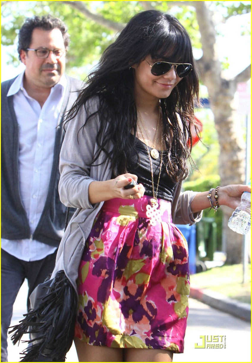 vanessa hudgens floral flirt 00
