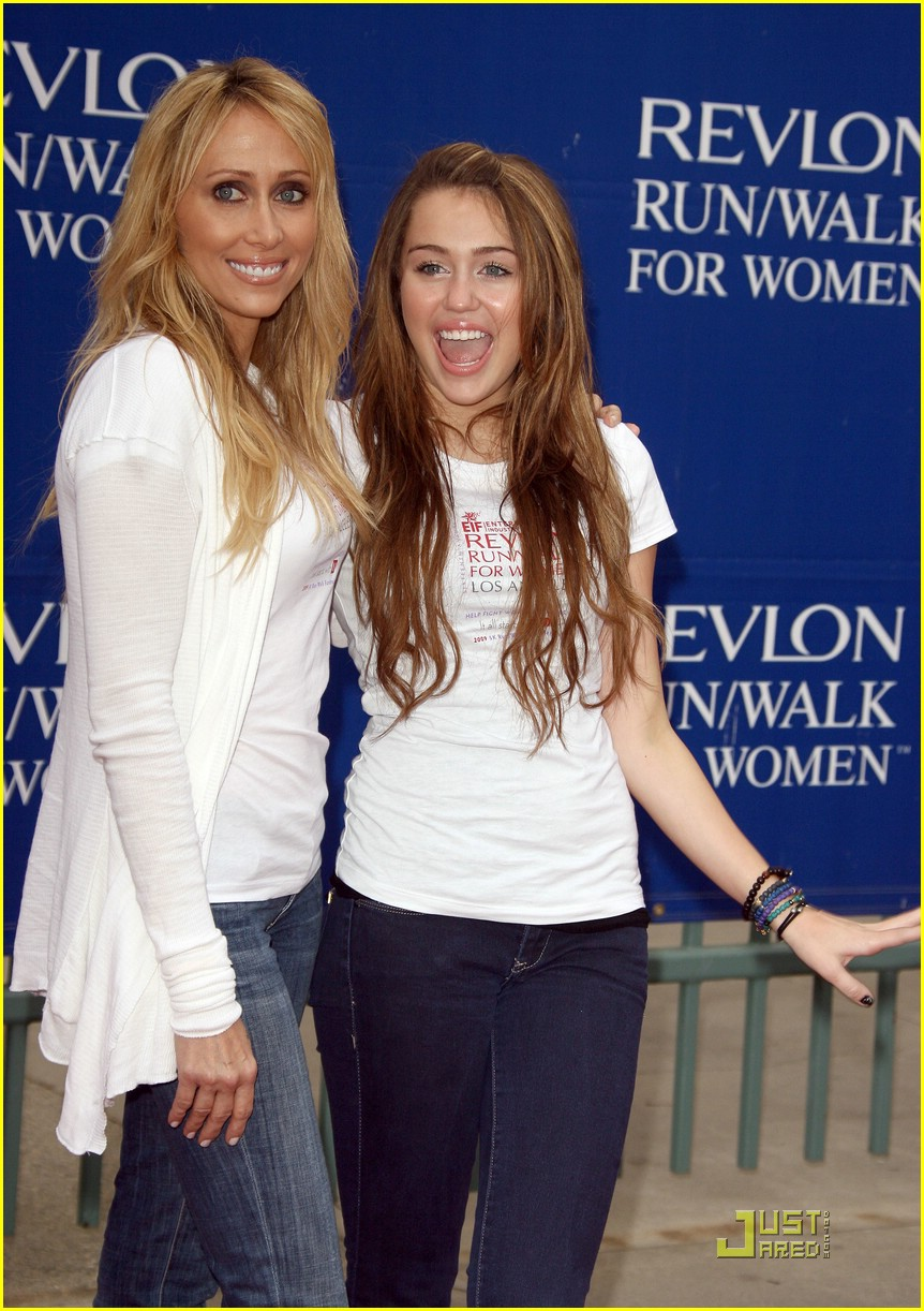miley cyrus revlon run 16