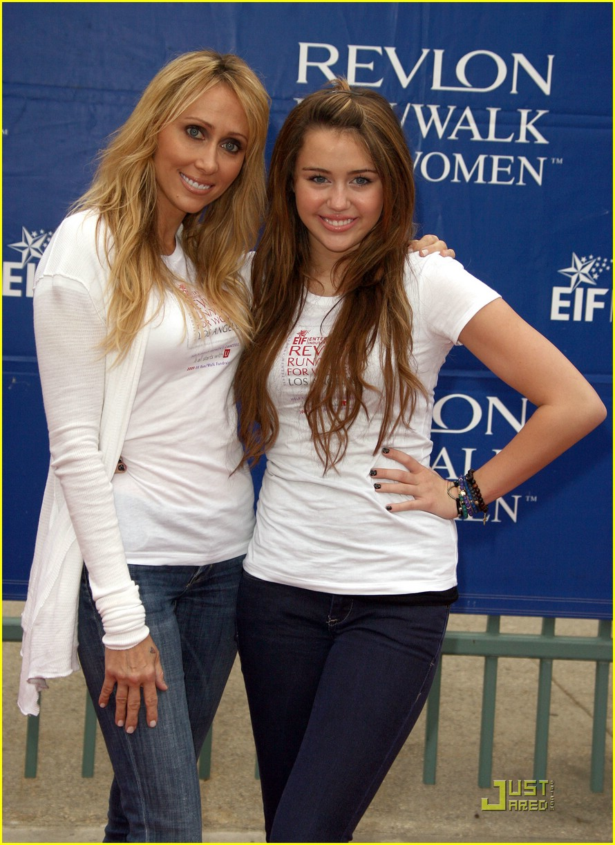 miley cyrus revlon run 17