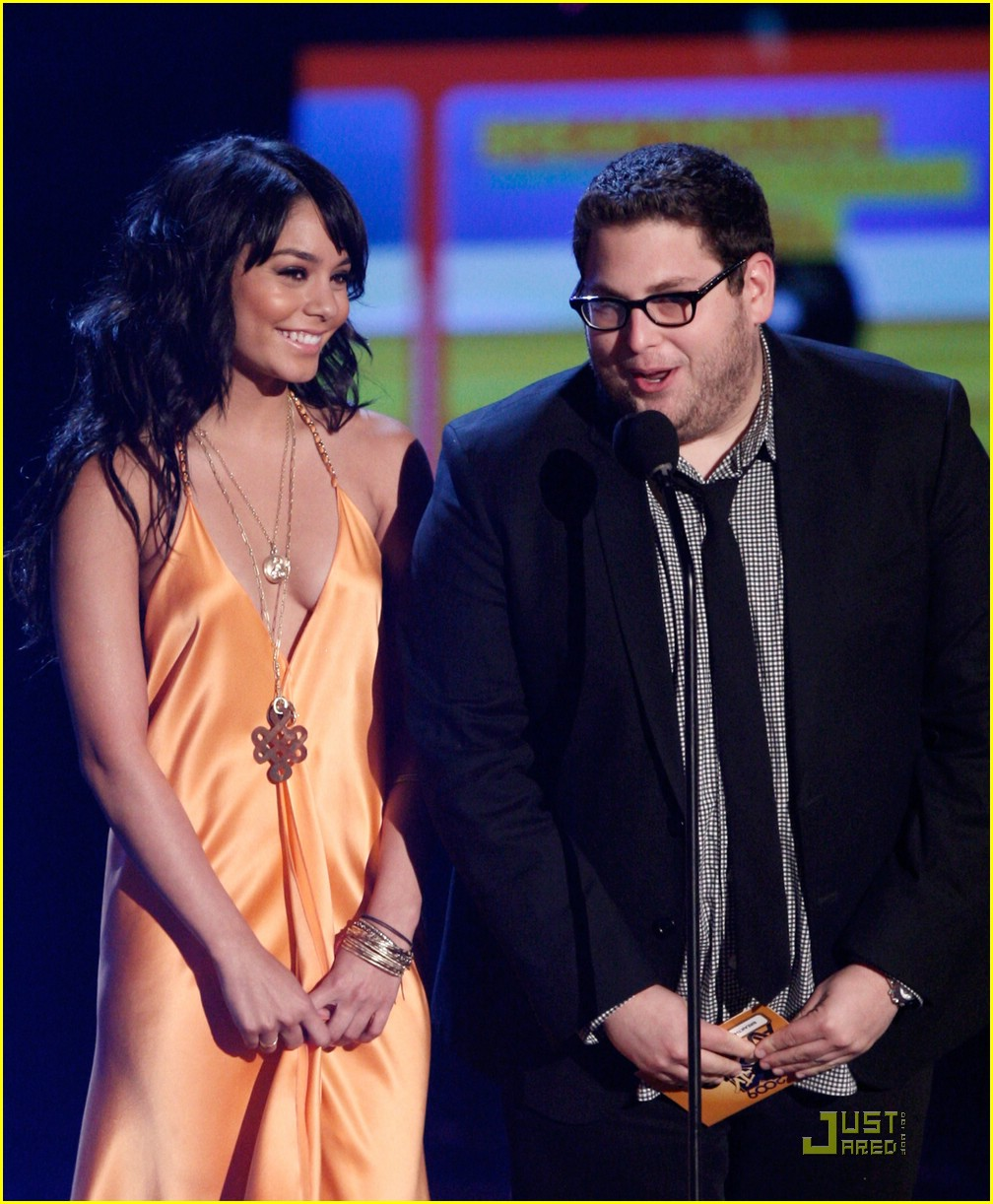 vanessa hudgens mtv movie awards 07
