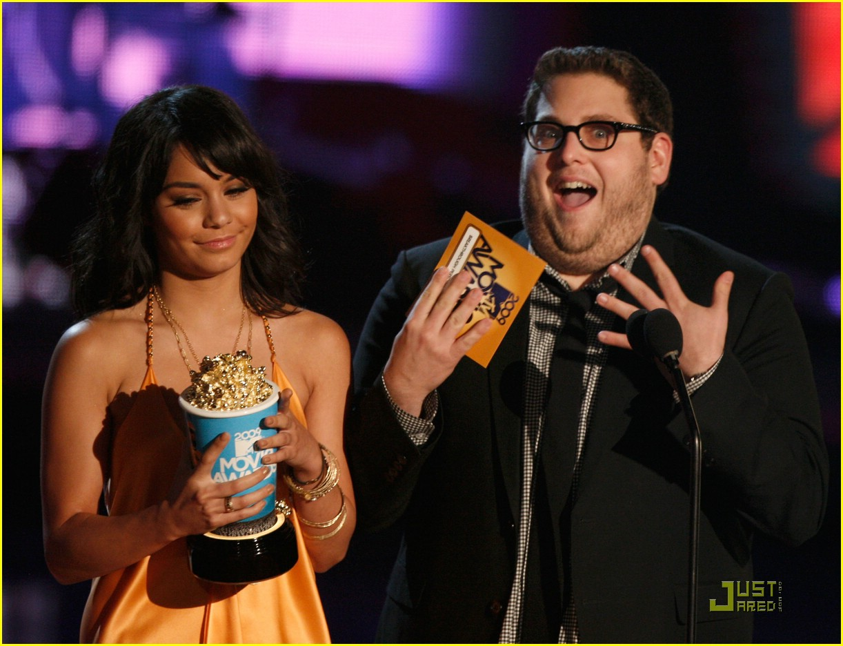 vanessa hudgens mtv movie awards 10