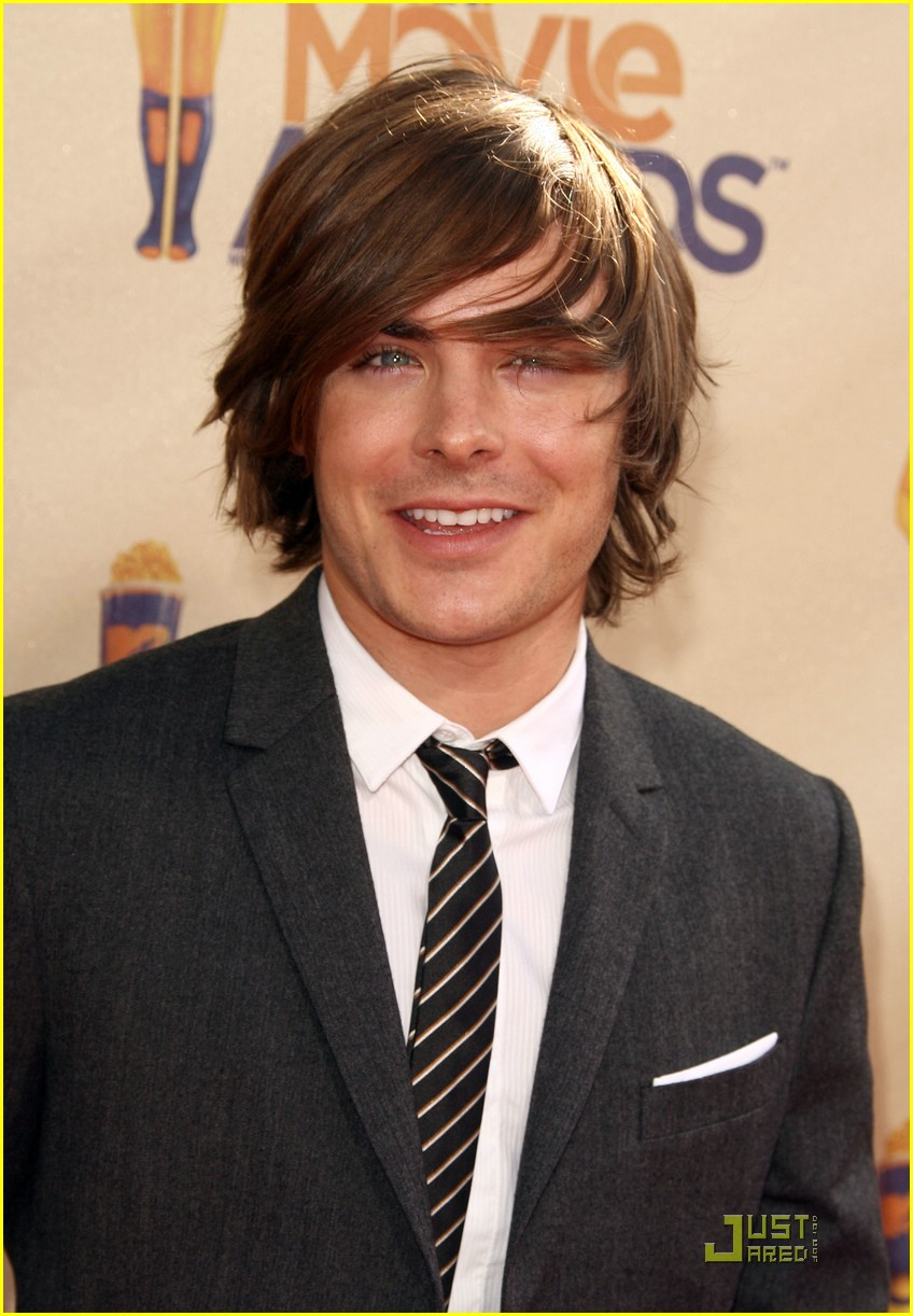 zac efron mtv movie awards 09