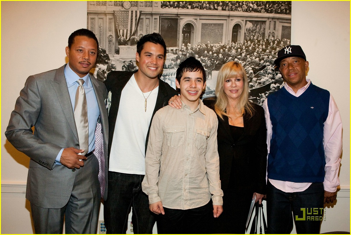 david archuleta childre uniting nations 04