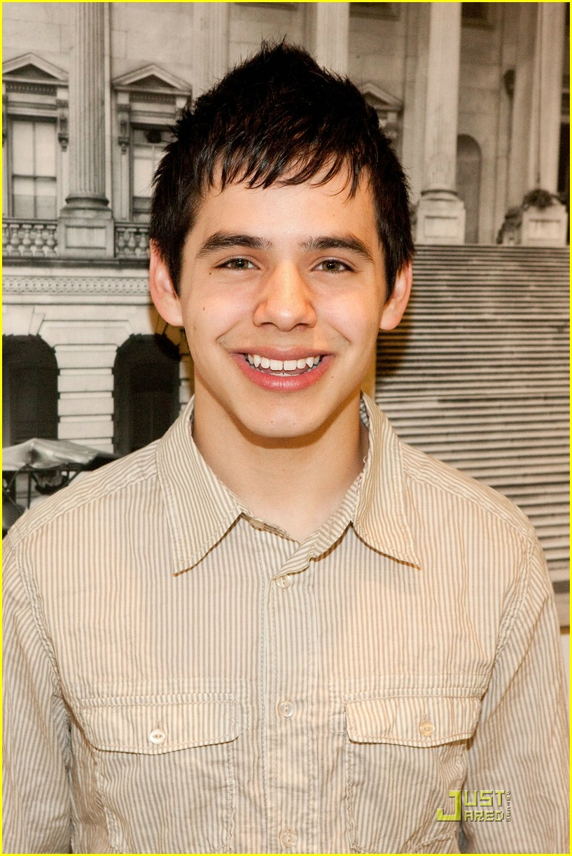 david archuleta childre uniting nations 14