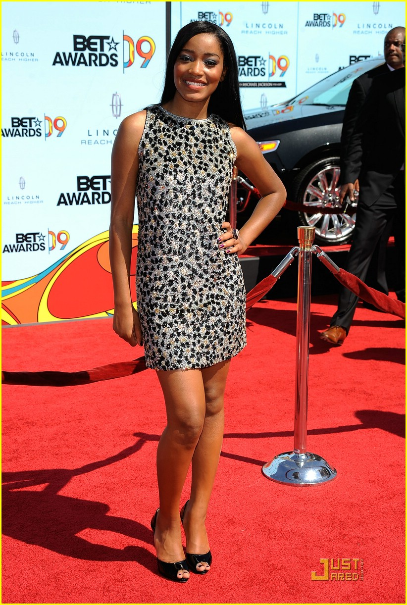 keke palmer bet awards 07