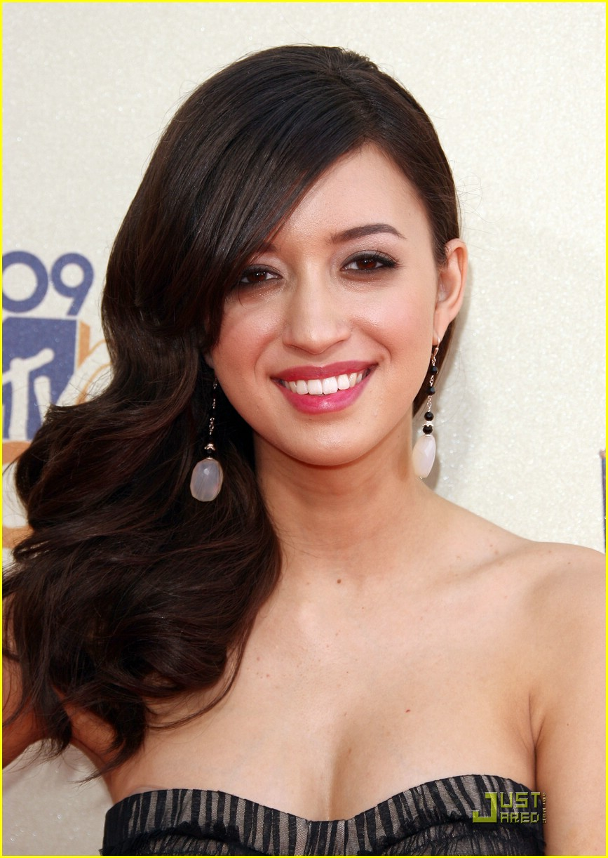 christian serratos mtv awards 08