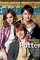 Potter-ew harry potter entertainment weekly 01