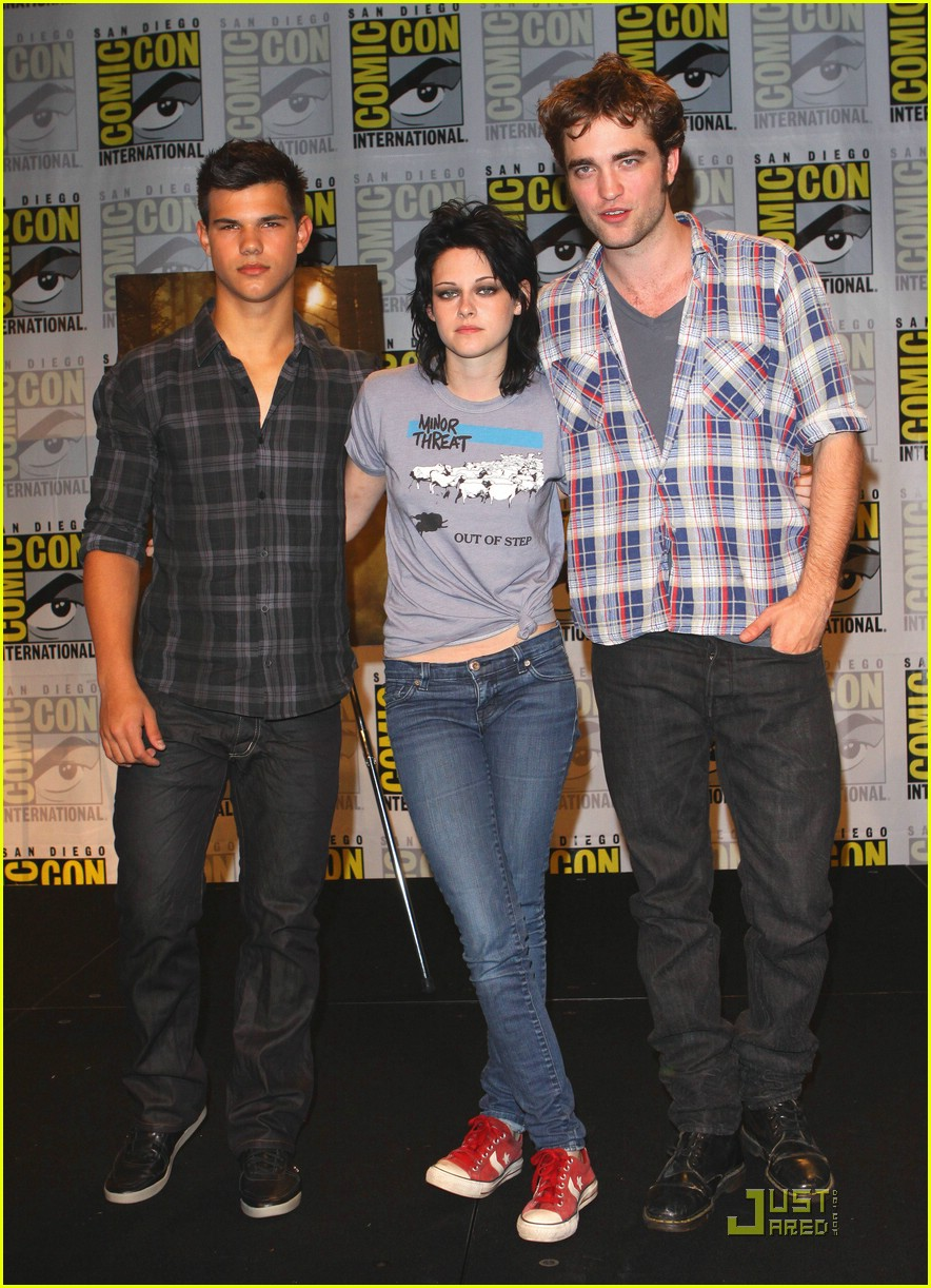 twilight cast comic con convention 01