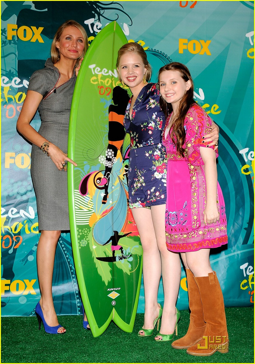 abigail breslin tca awards 11