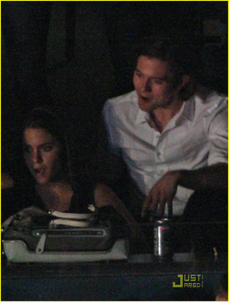 kristen stewart robert pattinson kings of leon 10