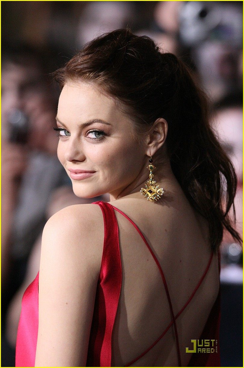 emma stone ruby red hot 17