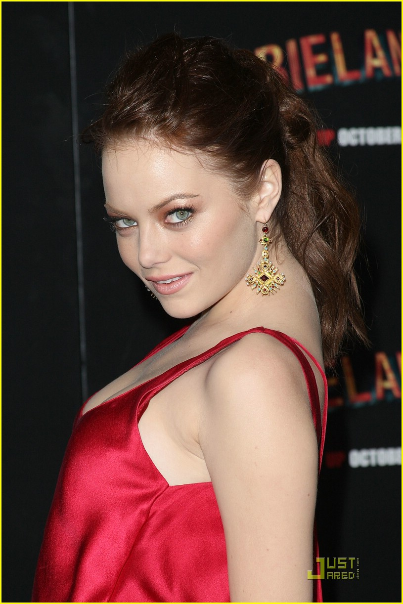 emma stone ruby red hot 20