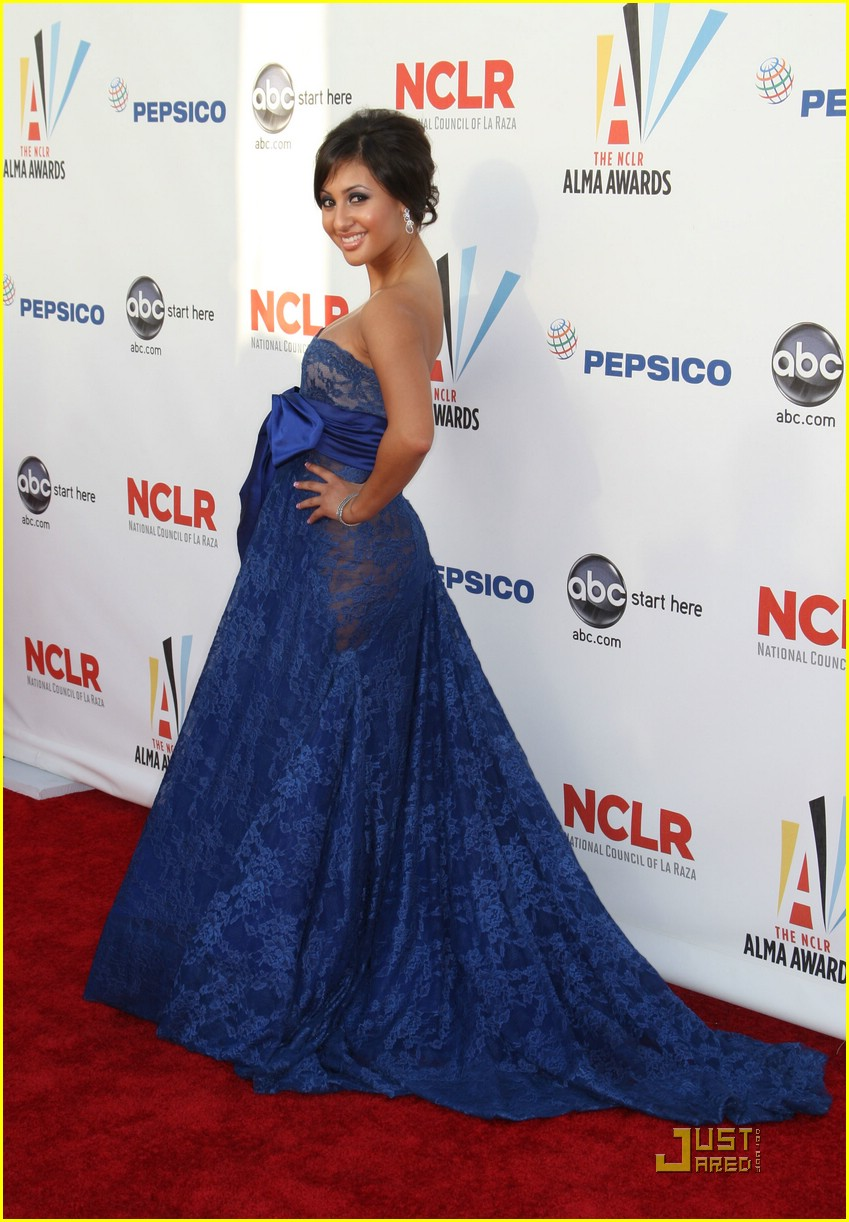 francia raisa alma awards 04
