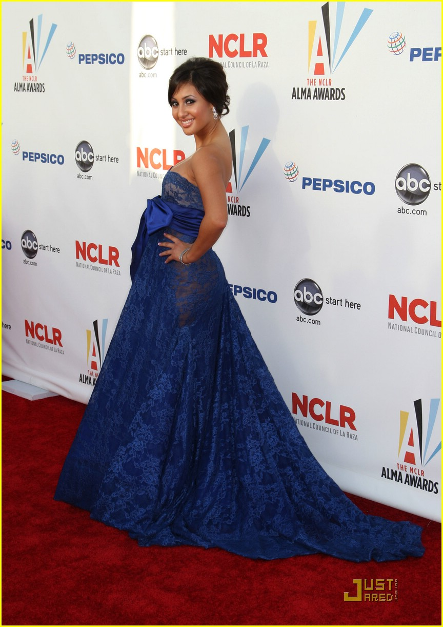 francia raisa alma awards 09