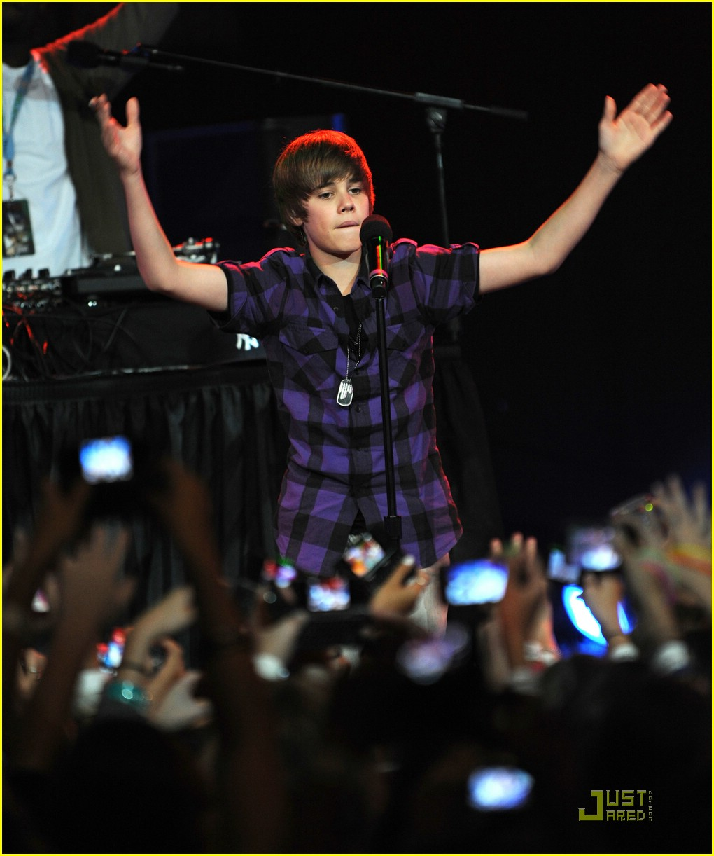 justin bieber second single 08