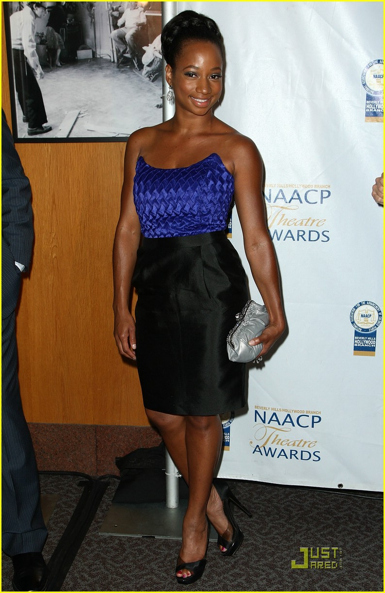 monique coleman naacp theatre awards 01