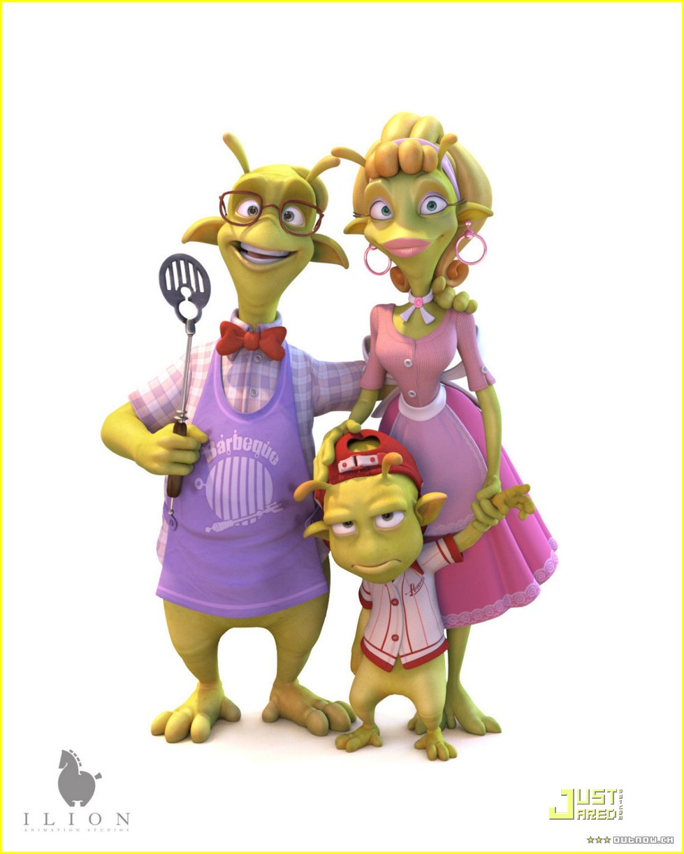 planet 51 posters 13